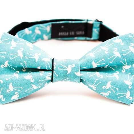 mucha flamings 2, mucha, krawat, impreza, urodziny, imieniny, prezent