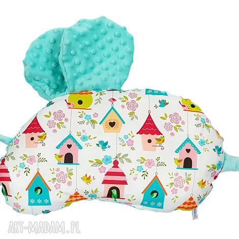 poduszka pszczółka - poduszka, pszczółka, niemowle, dziecko