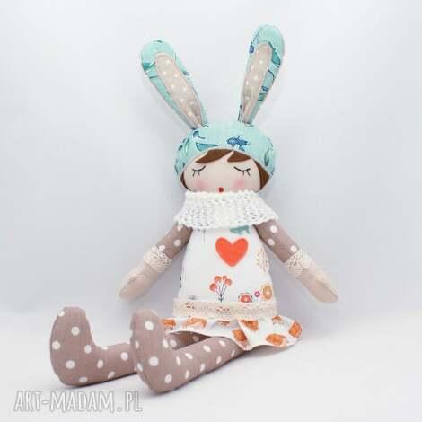 lala przytulanka jogódka śpioszka, 46 cm, lala, lalka, maskotka, przytulanka, prezent