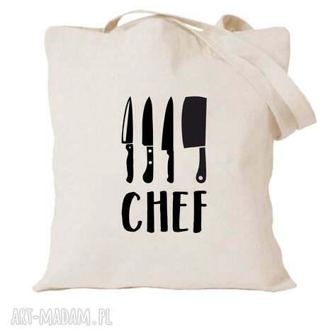 torba z nadrukiem dla kucharza kucharki, prezent najlepsza kucharka, gotowanie