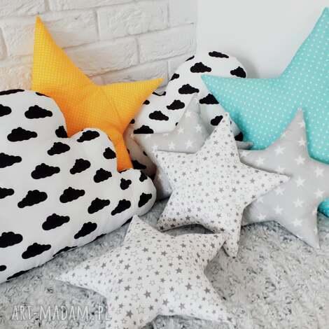 poduszka w kształcie chmurki - chmurka, dziecko, poduszka, dekoracja