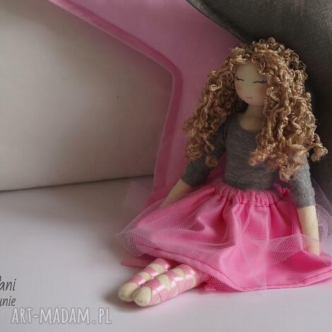 lalka #115, lalka, szmacianka, przytulanka, zdejmowaneubranka, tilda, tiul lalki dla