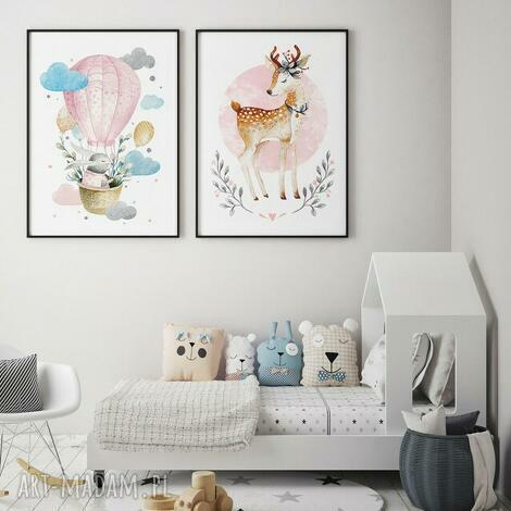 zestaw kids 1 80x120 cm, pokoik dziecko, mieszkanie, obraz