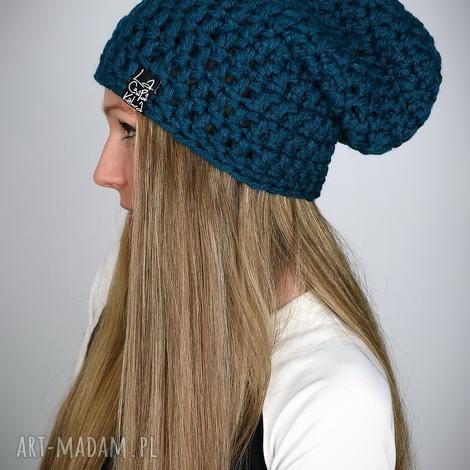 mono 21 - czapka, czapa, ciepła, zimowa, sportowa, wełna