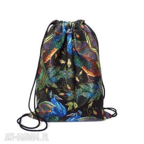 d649c437e5628 Plecaki czarne do 125 zł. Czarny plecak czarny worek