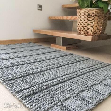 dywan pattern 60x100 cm - kolory dywanzesznurka, dywanbawełniany