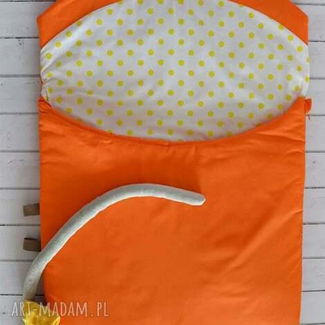 Śpiworek - śpiworek, zwierzak, pościel, łóżeczko, niemowlę