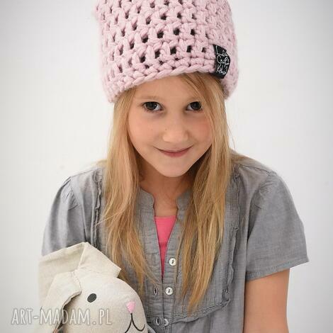 monio 14 - czapka, czapa, ciepła, zimowa, zima, dziecięca