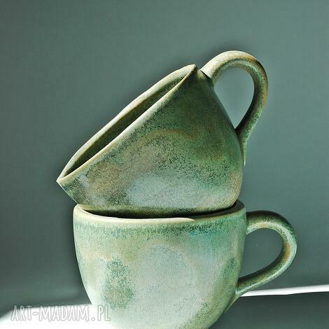 ceramicznosci kubek buczynowy las jumbo, duży kubek, do herbaty