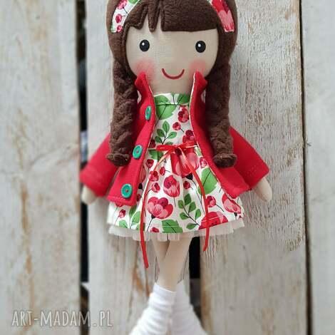 święta, malowana lala tola, lalka, przytulanka, niespodzianka, zabawka, prezent