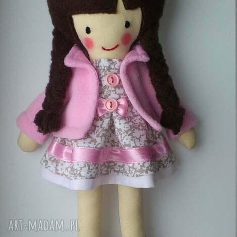 lalki laleczka amelia, lalka, zabawka, przytulanka, prezent, niespodzianka dla