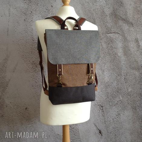 wodoodporny plecak, damski plecak do pracy, mini