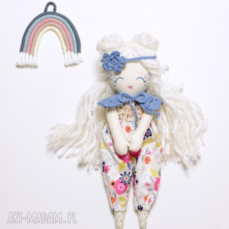 madika design lalka antosia, lalka, eko, bawełna dla dziecka