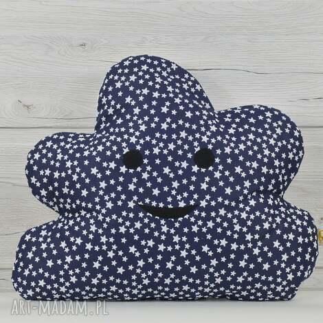 poduszka dekoracyjna dla dziecka 40x45cm - chmurka - poszewka, bawełna, prezent