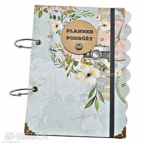 planer podróży - niezbędnik podróżniczki, planer, planner, podróż, podróżnik