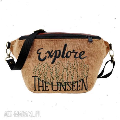nerki nerka xxl explore the unseen, nerka, góry, torebka na pas