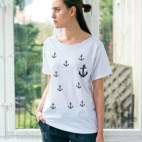 love anchor oversize t-shirt, oversize