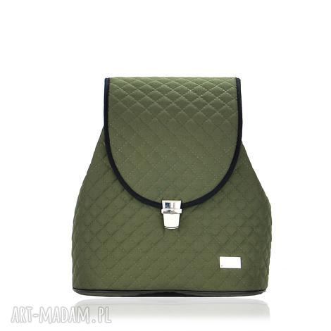 plecaki plecak damski 686 fargo khaki, plecak, wygodny, lekki, pakowny