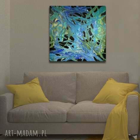 zawiłości 9, abstrakcja, obrazdosalonu, sztuka, dekoracja, wnętrza