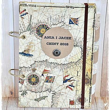 planer podróży/pamiętnik podróży, planner, podrózy, dziennik, album, podróż