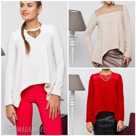 asymetryczna miekka bluzka , bluzy, swetry, modny, ciepły, damski bluzy ubrania