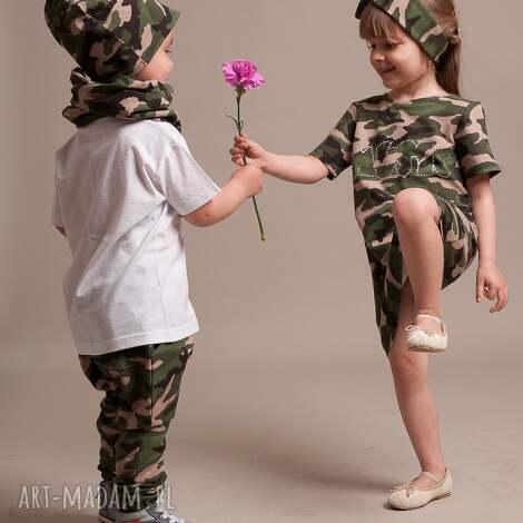 spodnie baggy moro dziecięce, moro, baggy, military, dla synka, córki