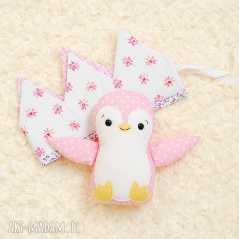 maskotki pingwin, pingwinek, zabawka, przytulanka, maskotka
