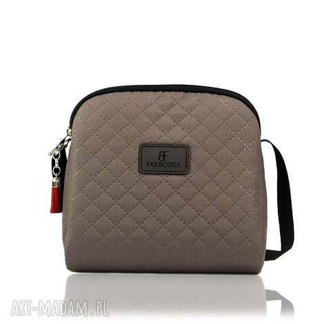 mini simple color 168, torebka, mini, beżowa torebki, święta