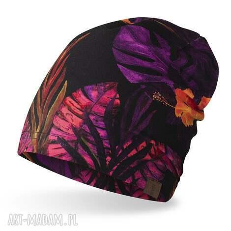 lekka czapka bawełniana do biegania, czapka wiosenna, smerf krasnal, bawełna