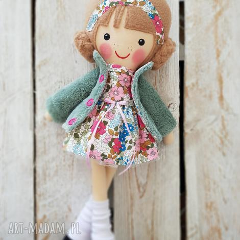 lalki malowana lala agatka, lalak, przytulanka, niespodzjanka, zabawka, prezent