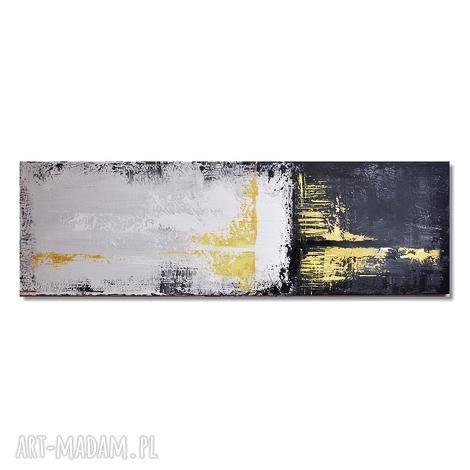 abstrakcja ygv, nowoczesny obraz ręcznie malowany, obraz, autorski, malowany