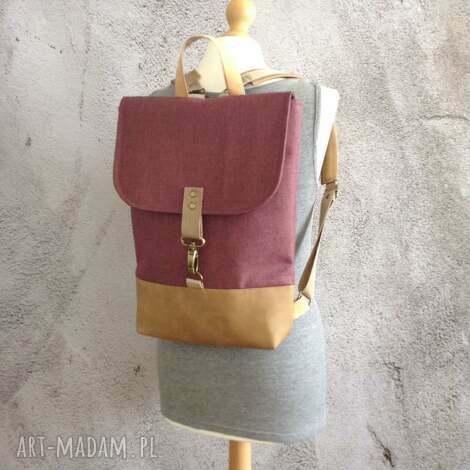 plecak, plecak, damski przechowywanie, na laptopa, mini