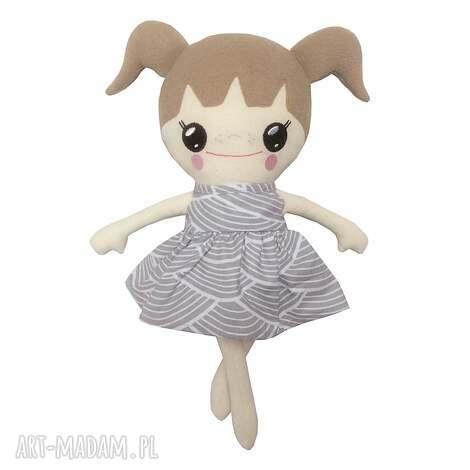 bawełniana lalka lalalila - poofy cat, lalka, laleczka, lala, szmaciana