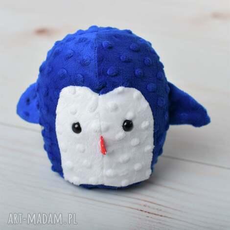 przytulanka dziecięca pingwin dziecko - pingwin-zabawka, pingwin-maskotka