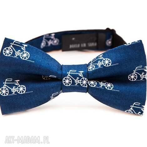 muchy i muszki mucha blue bike, impreza, urodziny, imieniny, prezent, krawat