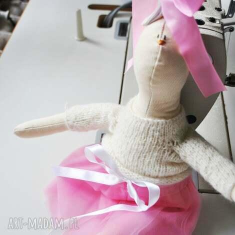 pani królik - tilda, prezent, dziecka, dziewczynki, urodziny