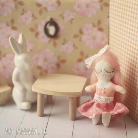 lalki mini bajka - lalka asia, lalka, malutka, domek, dla, lalek