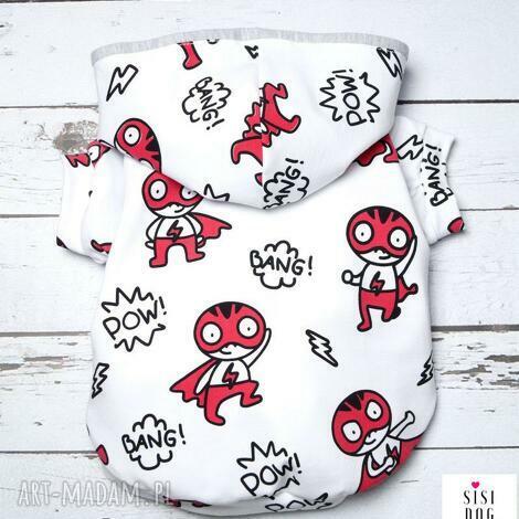 zwierzaki bluza dla psa ubranko ubranie yorka