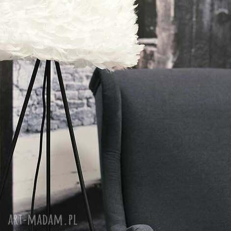 lampy lampa stojąca angel podstawa abażur, lampa, stojąca, podłogowa, pióra