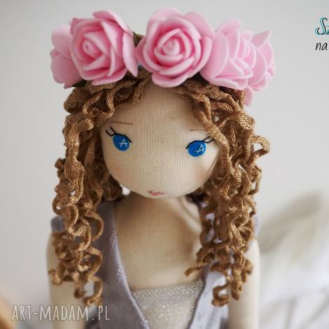 lalka #160, lalka, szmacianka, przytulanka, księżniczka, jednorożec, personalizowana