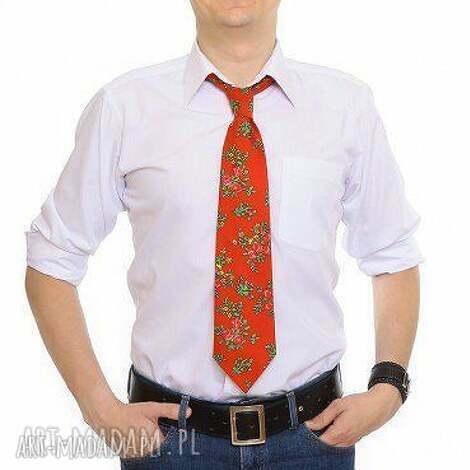 krawaty krawat folk design aneta larysa knap , folk, góralski