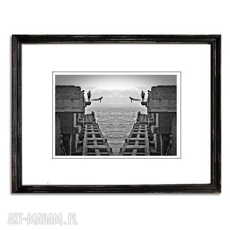double jeopardy, fotografia autorska, fotografia, morze, ludzie