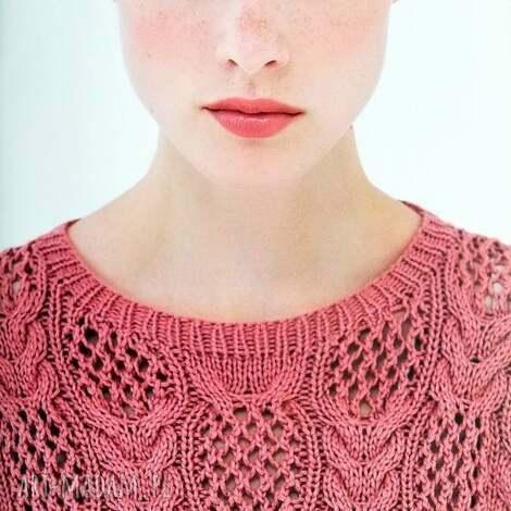 sweter perth, prezent, bawełniany wiosna lato, kobiecy