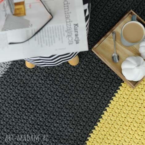oryginalny prezent, dywany dywan ze sznurka 200x200, dywan, sznurkowy, sznurek dom