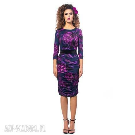 da8f1ee34b Sukienki recznie wykonane. Sukienka elegancka