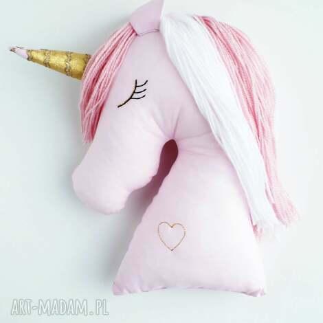 dla dziecka jednorożec poduszka przytulanka, jednorożec, poduszka, koń, przytulanka