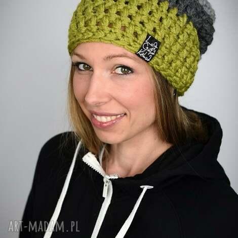 triquence 13, czapka zimowa, czapka na zimę, kolorowa, na narty,