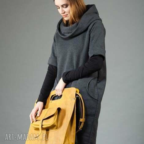 torba skórzana ręcznie robiona navahoclothing, torebka torba, aktówka, do pracy