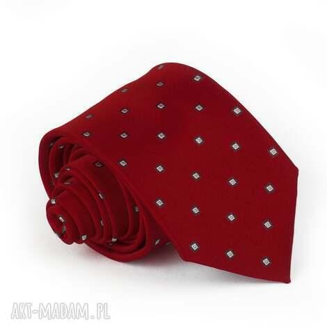 akademia stylu krawat męski elegancki -30 prezent dla niego/taty, krawat, mucha
