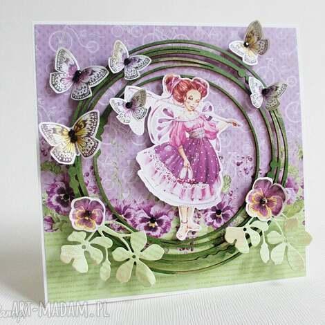 z motylkami - życzenia, zaproszenie, gratulacje, urodziny